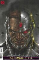 Justice League Odyssey 11 Cover B Variant Lucio Parrillo First Print 2019 DC