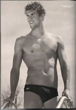 MICHAEL PHELPS by BRUCE WEBER OLYMPIANS 2004 ATHLETES OLYMPICS