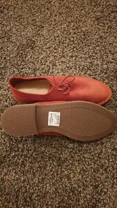 CLARK'S(ERIN WEAVE) WOMEN'S SUEDE LEATHER SHOES SIZE 6.5(40)