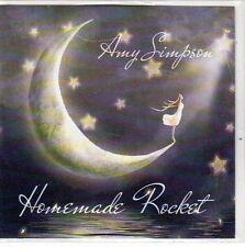 (EO372) Amy Simpson, Homemade Rocket - 2013 DJ CD