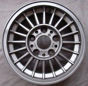 Cerchio in  lega leggera BMW 6 1/2 x 14 series E3 E9 E12 E23 E24 E28 733i 633CSi