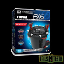 Fluval FX6 High Performance Canister Filter - for Aquariums Up To 400 US Gallons