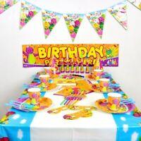 Barney & Friends Dinosaur Birthday Party Bag Filler Tableware Balloon Decoration