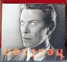 DAVID BOWIE - HEATHEN - All Media, Limited Edition, Digipak CD