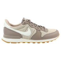 Nike Internationalist Sneaker Schuhe Damen Hellbraun 828407 203