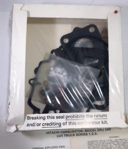 Wells CK428B Carburetor Repair Kit Standard 1537 For 81-85 Chevy GMC Isuzu S10