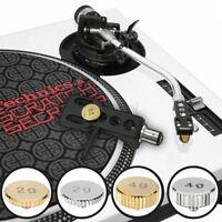 2g 4g Turntable Headshell Zusatzgewicht Tonarm Gegengewicht für Technics LP