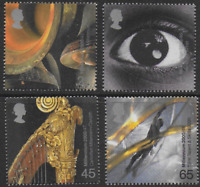 GB 2000  Commemorative Stamps~Sound & Vision~12th~Unmounted Mint Set~UK Seller