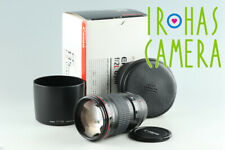 Canon EF 135mm F/2 L USM Lens With Box #36227L3