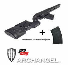 ProMag Archangel Sniper Stock AA9130 + 10rd Magazine AA762R02 for Mosin Nagant