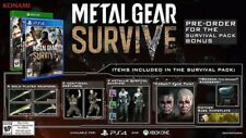 Metal Gear Survive - Day One Pre Order Survival Pack DLC Code XBOX ONE