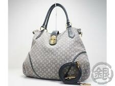 AUTH PRE-OWNED LOUIS VUITTON MONOGRAM IDYLLE ELEGIE 2-WAY TOTE BAG M56697 170487