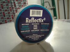 """New listing Reflectix Multi-Purpose Foil Adhesive Tape 2"""" X 30' Home Insulation Ductwork"""