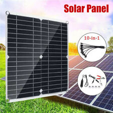 60W Solar Panel 60 Watt Module Monocrystalline 18V Camping RV Marine
