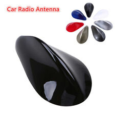 1x Universal Auto Car Roof FM AM Radio Antenna Shark Fin Style Decoration Aerial