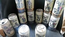vintage coors beer can rodeo