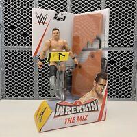 WWE WREKKIN' THE MIZ WRESTLING FIGURE WITH TABLE ACCESSORY MATTEL - NEW