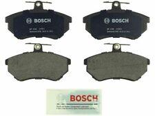 For 1995-1996 Volkswagen Cabrio Brake Pad Set Front Bosch 47322QV