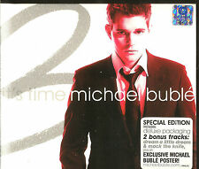 Michael Buble': [Made in Singapore] It's Time - Special Edition        CD