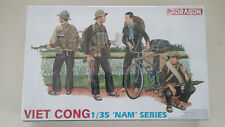 1/35 scale Dragon models  NAM Series  Viet Cong