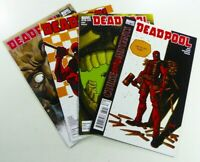 Marvel DEADPOOL (2011) #31 32 33 34 Lot VF (8.0) to NM (9.4) Ships FREE!