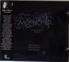 JOHN ZORN CD MOONCHILD MIKE PATTON FAITH NO MORE TREVOR DUNN TZADIK BRAND NEW