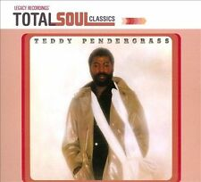 Teddy Pendergrass- By Teddy Pendergrass - New Factory Sealed CD Classics