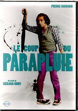 """DVD """"Le coup du parapluie"""" -Gérard Oury-Pierre Richard    NEUF SANS BLISTER"""