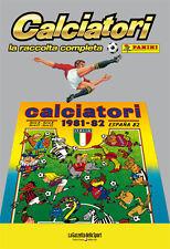 ALBUM PANINI CALCIATORI LA RACCOLTA COMPLETA 1981-82 1982 GAZZETTA DELLO SPORT
