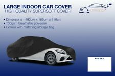 Large Black Indoor Car Cover Protector Toyota MR 2 1989-2007