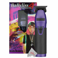 BaByliss Pro Frank Da Barber Skeleton Exposed T-Blade Outlining Cordless Trimmer