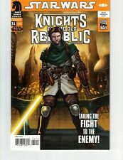 STAR WARS KNIGHTS OF THE OLD REPUBLIC NO. 31 DARK HORSE COMICS JULY 2018