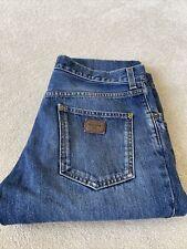 Dolce & Gabbana Jeans Size 48 / 32w Metal Plate