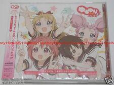 Ciociocio Yuru Yuri Capriccio Nanamorichu Gorakubu L/E Yuruyuri San Hai CD DVD
