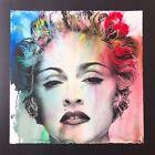 Happy Birthday Madonna Variant #3 by Mr. Brainwash original pop art print warhol