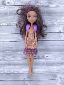 2015 Monster High Clawdeen Wolf Welcome To Monster High Dance the Fright Away