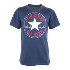 T-shirts et hauts bleu avec des motifs Logo pour garçon de 2 à 16 ans en 100% coton