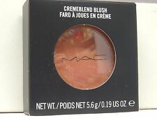 MAC - CREMEBLEND BLUSH - TEASE YOUR TASTES  - FULL SIZE - NEW IN BOX