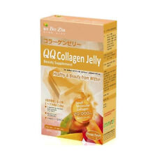 QQ Collagen Jelly Hyaluronic Acid Glutathione Vitamin C Whitening - Mango 10s