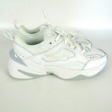 New NIKE M2K Tekno AV4789-101 White / Pure Platinum Mens Shoes Sneakers size 9.5