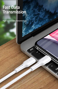 Usams Type-C TO Lightning PD Fast Charging & Data Cable