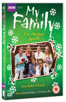 My Family: Five Christmas Specials DVD (2011) Robert Lindsay cert 12 2 discs