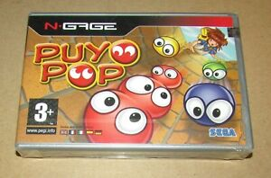 Puyo Pop (N-Gage) Brand New / Fast Shipping