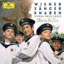 Wiener Sngerknaben Salonorchester Alt Wien Gerald Wirth - Strauss For Ever [CD]