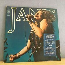 JANIS JOPLIN Janis 1975 UK double vinyl LP EXCELLENT CONDITION soundtrack film