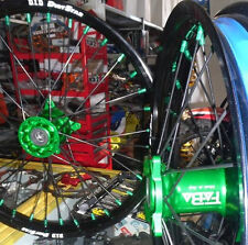 ***FA-BA*** COPPIA CERCHI DID MX MOTOCROSS KAWASAKI KX KXF complete wheel