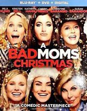 A Bad Moms Christmas (Blu-ray/DVD, 2018, Includes Digital Copy)