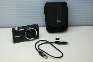 SAMSUNG CL80 DIGITAL CAMERA 14.2 megapixel wi-fi touchscreen