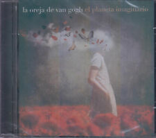 CD - La Oreja De Van Gogh NEW El Planeta Imaginario FAST SHIPPING !