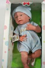 "Jc Toys Berenguer Boutique 15"" La Newborn Real Boy Anatomically Correct Doll"
